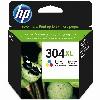 TIN HP # 304XL N9K07AE color