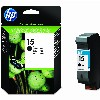 TIN HP # 15 C6615DE black