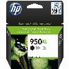 TIN HP # 950XL CN045AE black