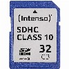 SDHC 32GB Intenso C10 20MB/s