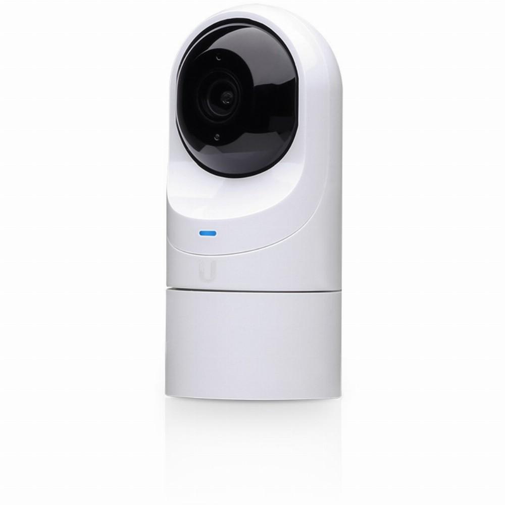 Ubiquiti UniFi UVC-G3-FLEX - Network surveillance camera - outdoor - weatherproof - colour (Day&Night) - 2 MP - 1920 x 1080 - 1080p - fixed focal - audio - LAN 10/100 - H.264 - PoE